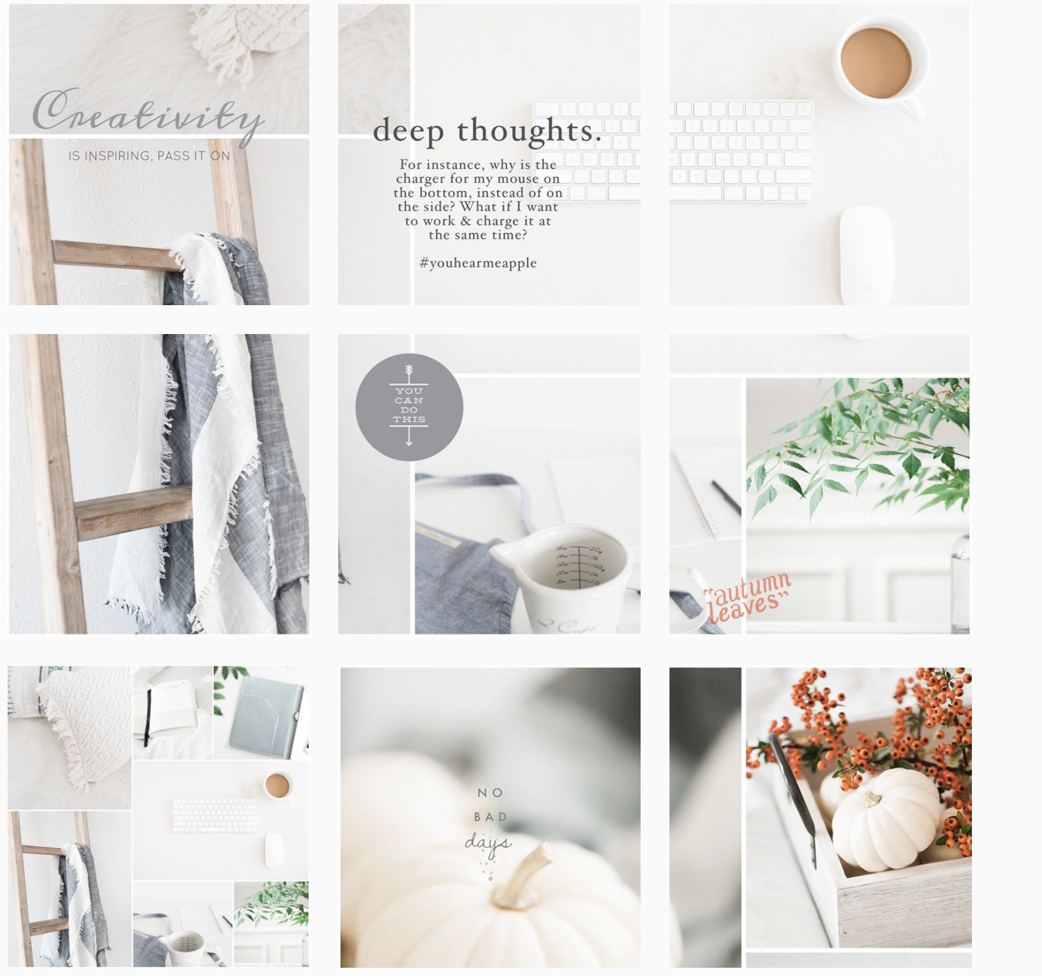 9 Brilliant Instagram Feed Ideas That Can Make Your