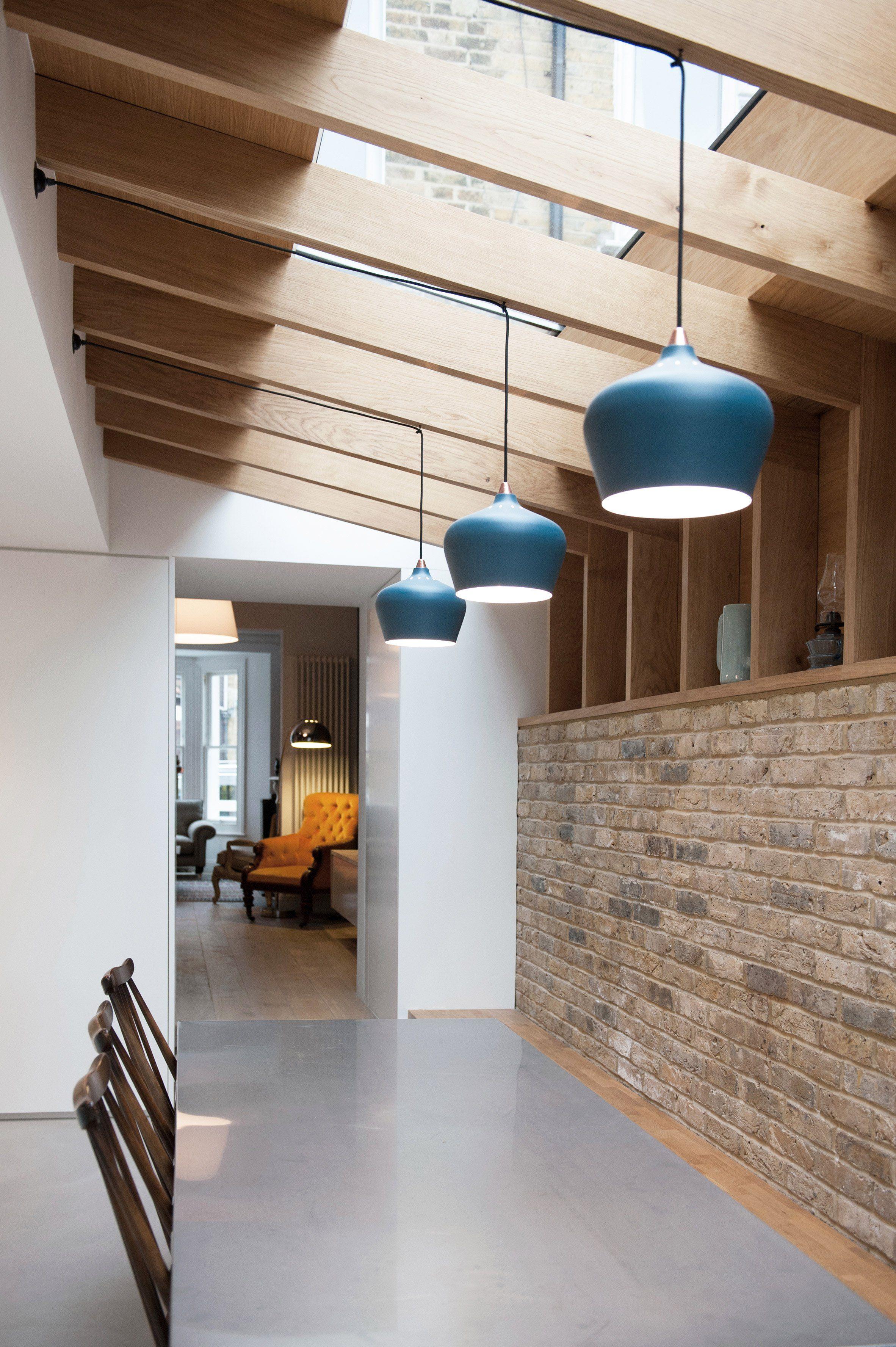 Studio 1 Architects has added a brick