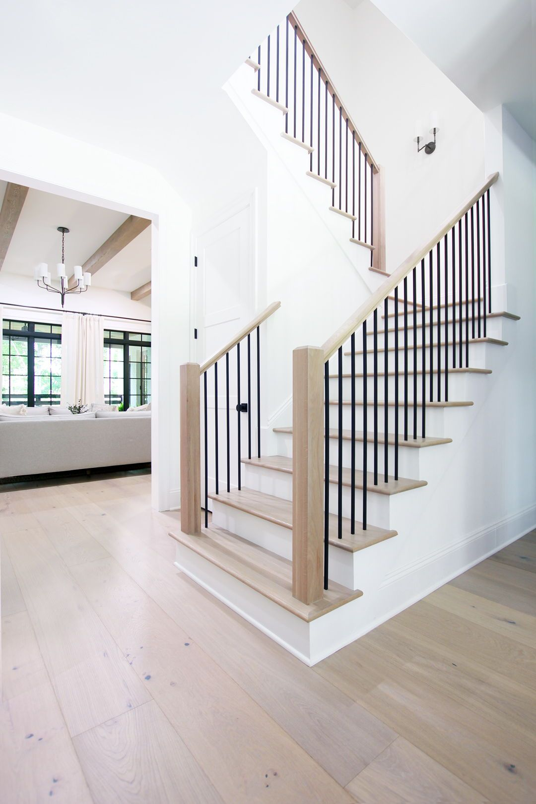 Photo of Four Elements of a Beautiful Staircase – Plank and Pillow