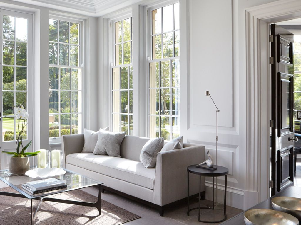 Design Inspiration: London Contemporary by Louise Bradley   Country ...