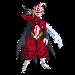 Kid Buu Xeno Dabra Abs Render Sdbh World Miss By Maxiuchiha22 Dragon Ball Super Art Dragon Ball Artwork Anime Dragon Ball Super