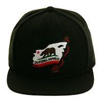 4a6b88910ab37 Hat Club Exclusive California Republic Shipwrecked Pride Strapback Hat  Strapback Hats