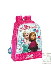 MOCHILA DAY PACK ADAPTABLE A CARRO 33CM FROZEN