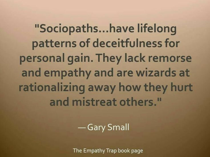 narcissistic sociopath quotes