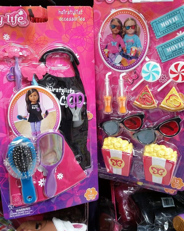 New My Life Doll Accessories Walmart Agig 18inchdolls