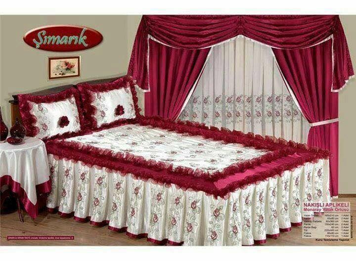 Bedroom Colour Page Modelo De Lencois Decoracao De Camas