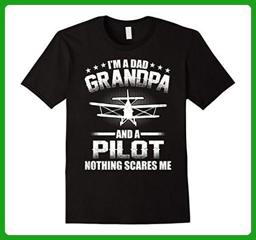 44752155 Mens I'm A Dad Grandpa T-Shirt Pilot Father's Day XL Black - Holiday and  seasonal shirts (*Amazon Partner-Link)