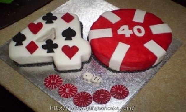 40th birthday cake ideas for husband Picture Birthday Cake