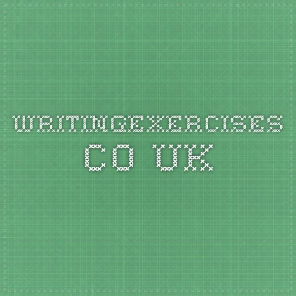 writingexercises.co.uk