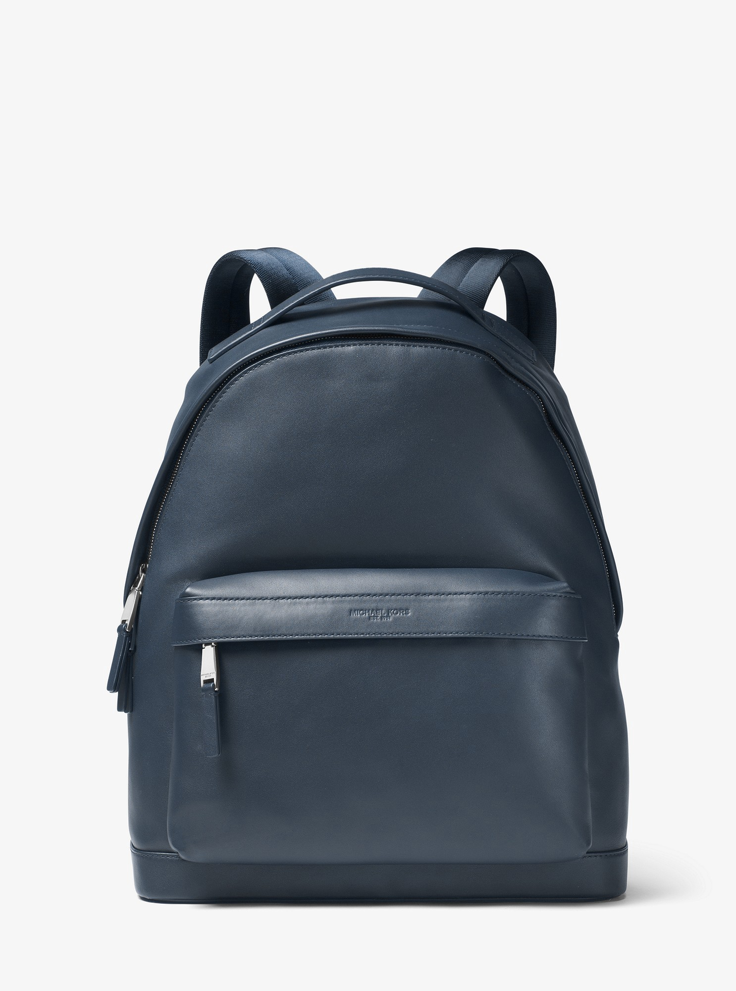96f72b928e8e Odin Leather Backpack by Michael Kors | Products | Leather backpack ...