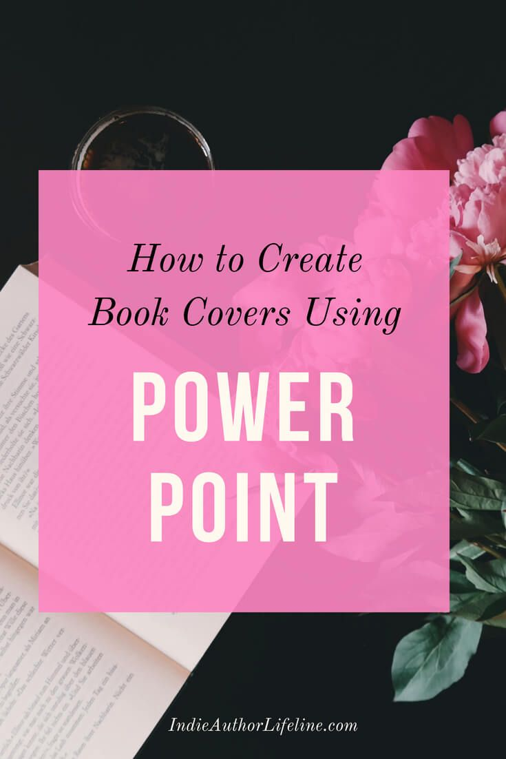 How To Make A Book Cover Using Powerpoint ~ How to create book covers using power point