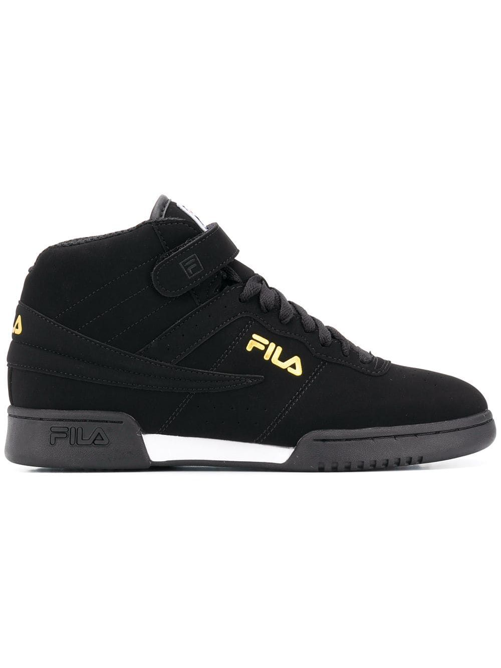 FILA FILA F 13 LINEKER SNEAKERS BLACK. #fila #shoes | Fila