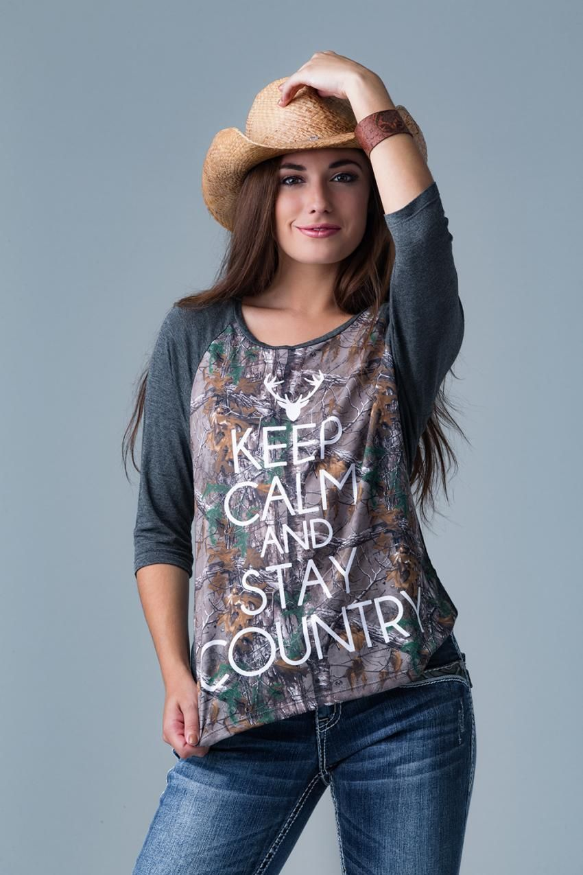 Realtree Women Camo shirts 2016 | Keep Calm and Stay ...