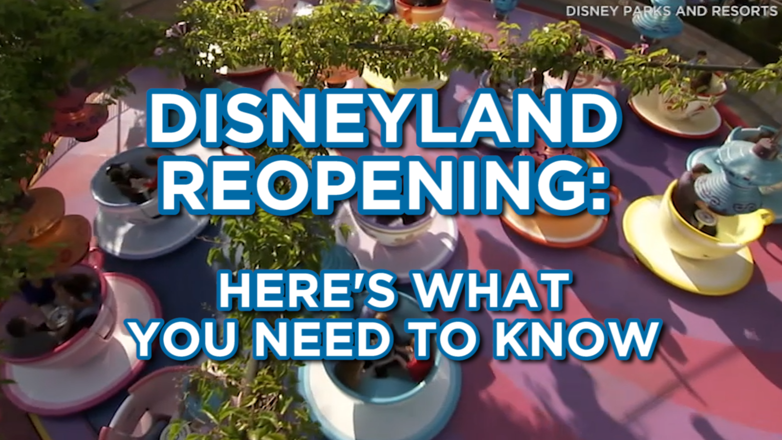 Disneyland Reopening Enhanced Health And Safety Measures Released Abc7 Los Angeles In 2020 Disneyland Health And Safety Resort Plan