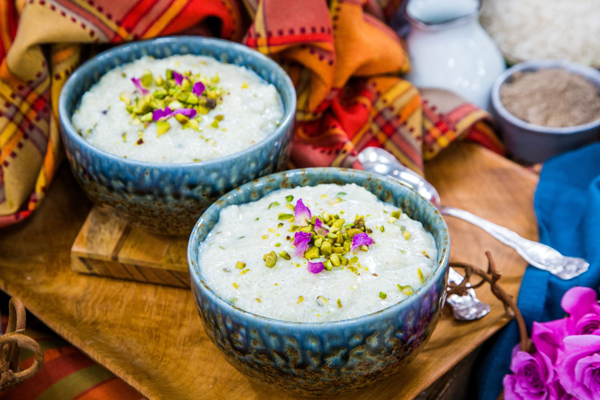 Aarti Sequeira S Indian Rice Pudding Recipe Indian Rice