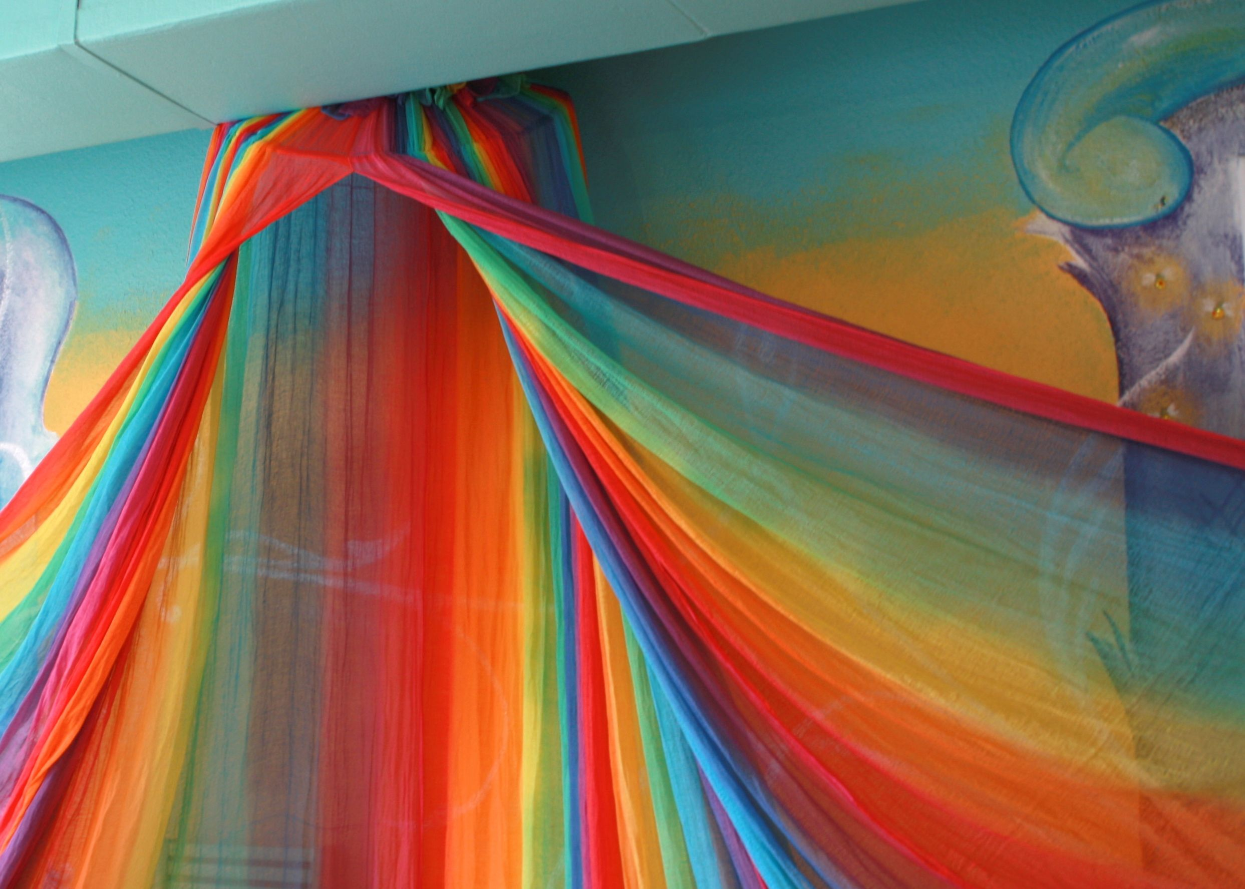 Rainbow Bedroom Ideas Rainbow Canopy Beauty Of Colour Pinterest Rainbow