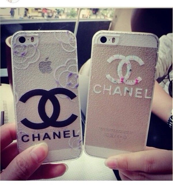 timeless design b847f f7875 Jewels: clear chanel iphone case 5s case iphone 5 cases | ||Who ...