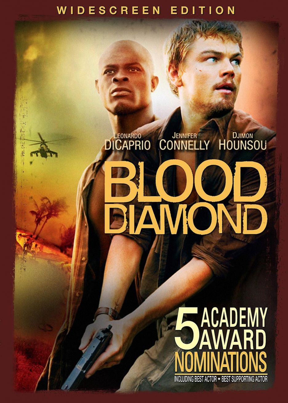 Blood Diamonds Libro Blood Diamonds Dicaprio Thriller A Must To See Every Guys Loves