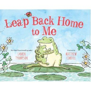 Mother's Day- Leap Back Home to Me