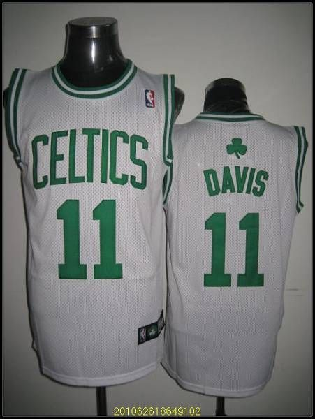 ... celtics 11 glen davis embroidered white nba jersey only 20.50usd fb2315b57