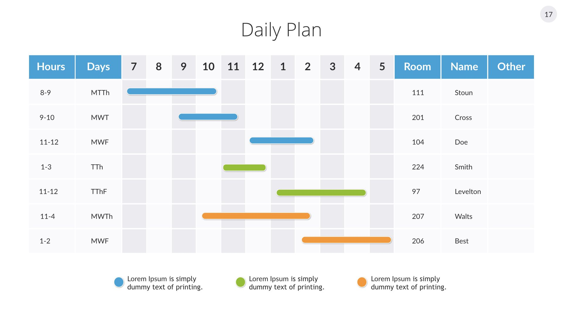 Gantt Charts Keynote Presentation Template For Mac Gantt Chart