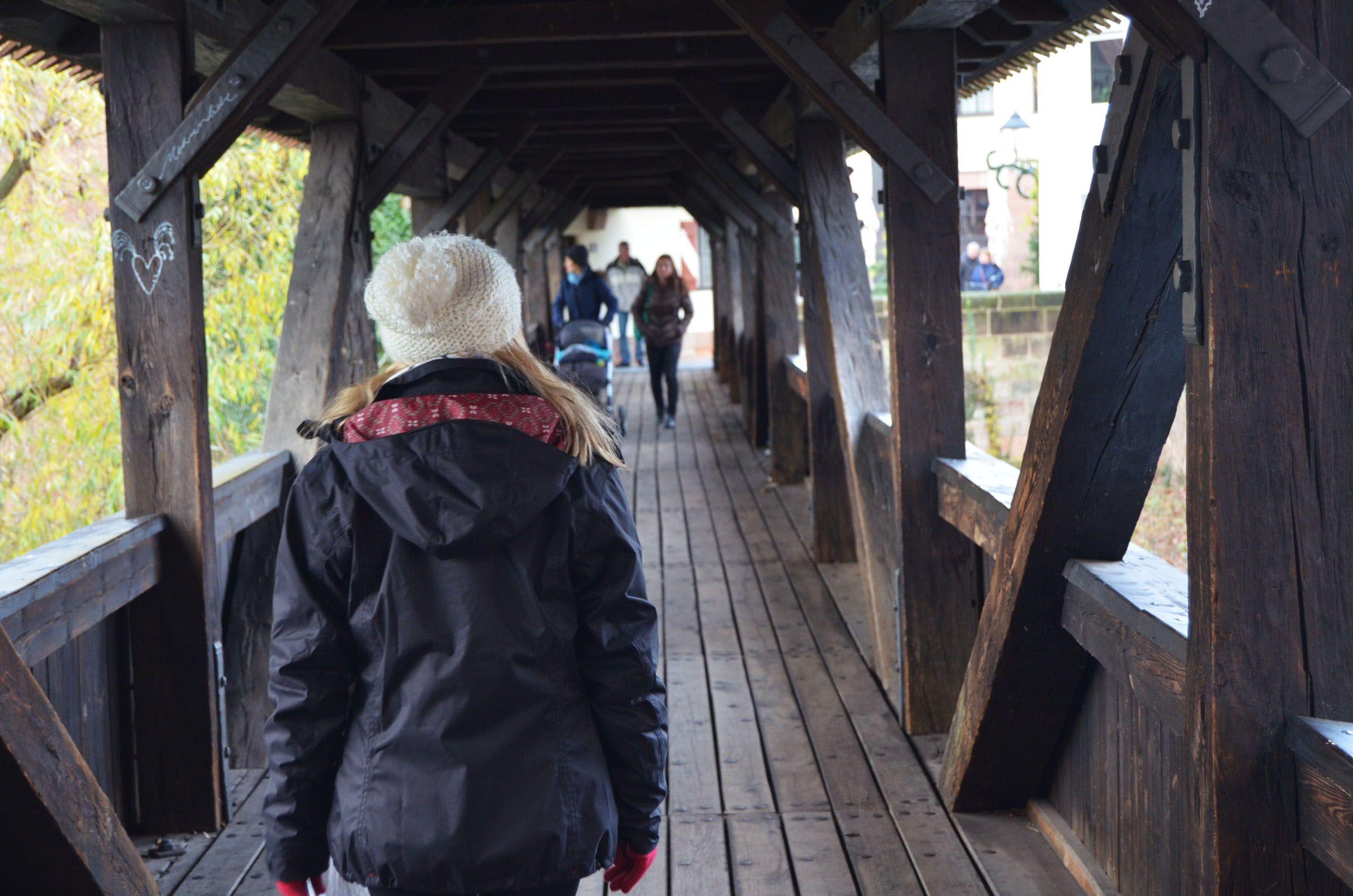 Puente del verdugo Núremberg
