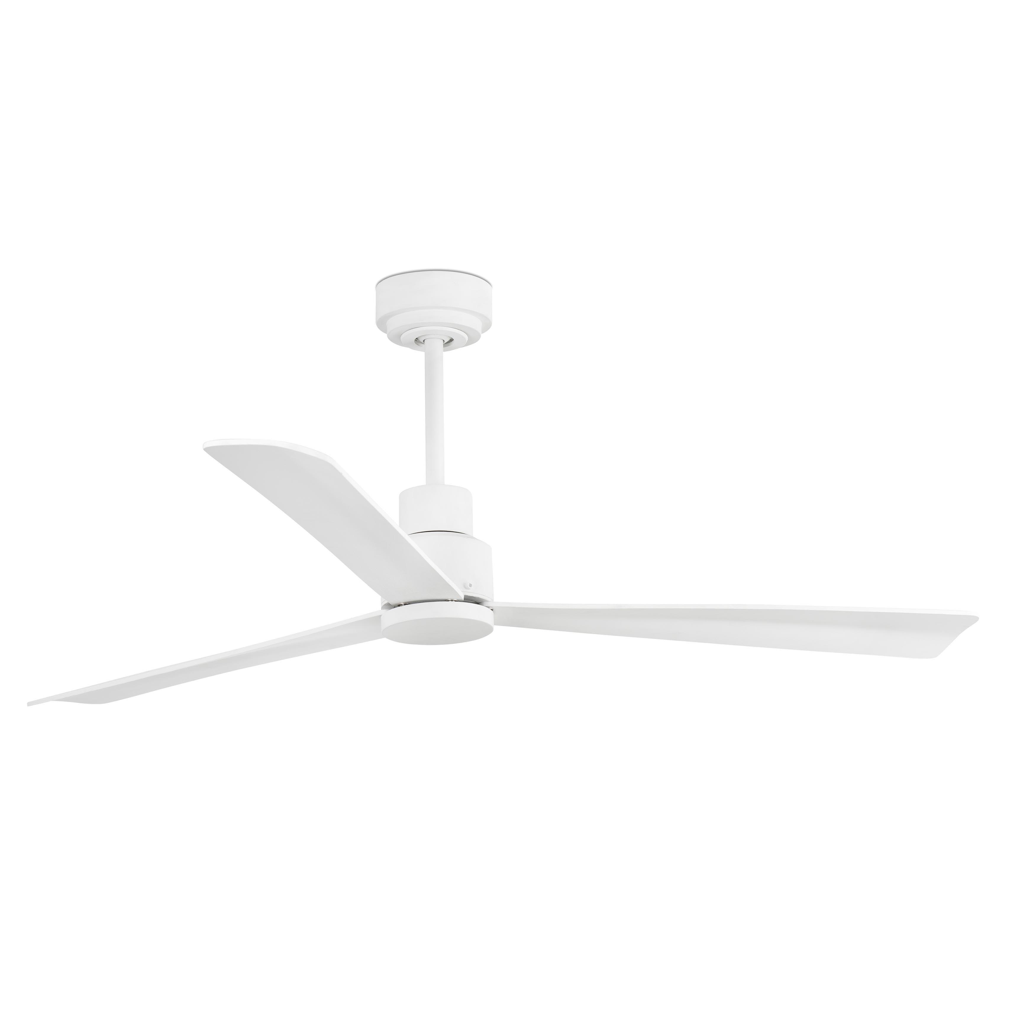 Ventilador sin luz | Faro | Ventiladores de techo, Techos