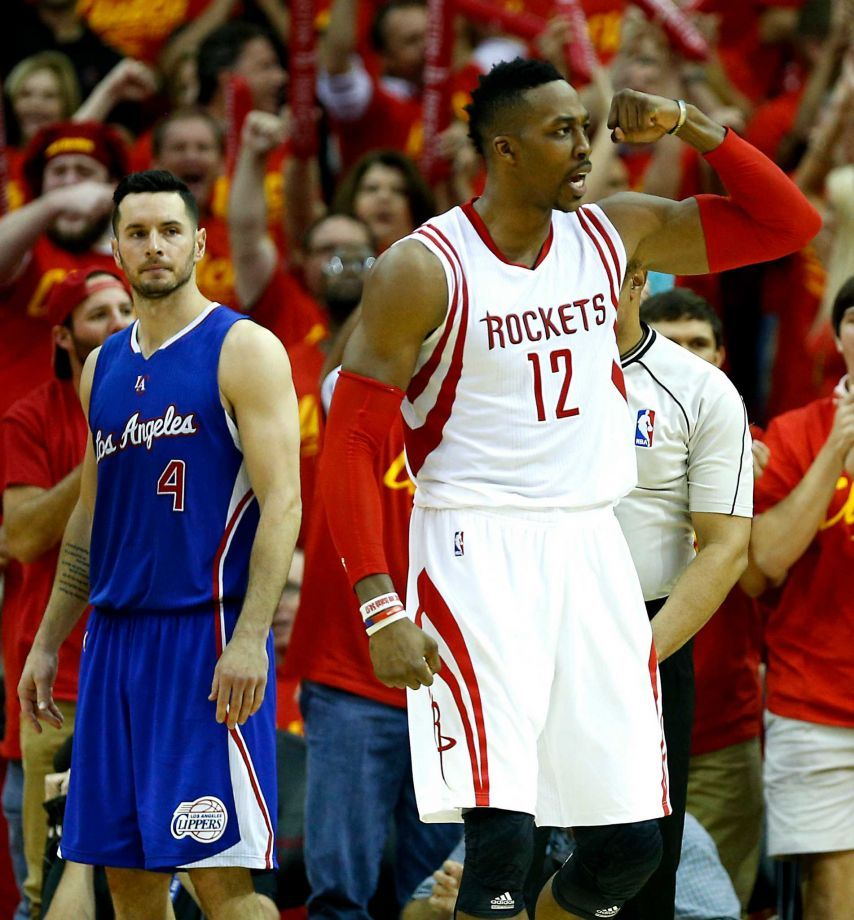 With Game 7 win over L.A., Rockets bring back Clutch City