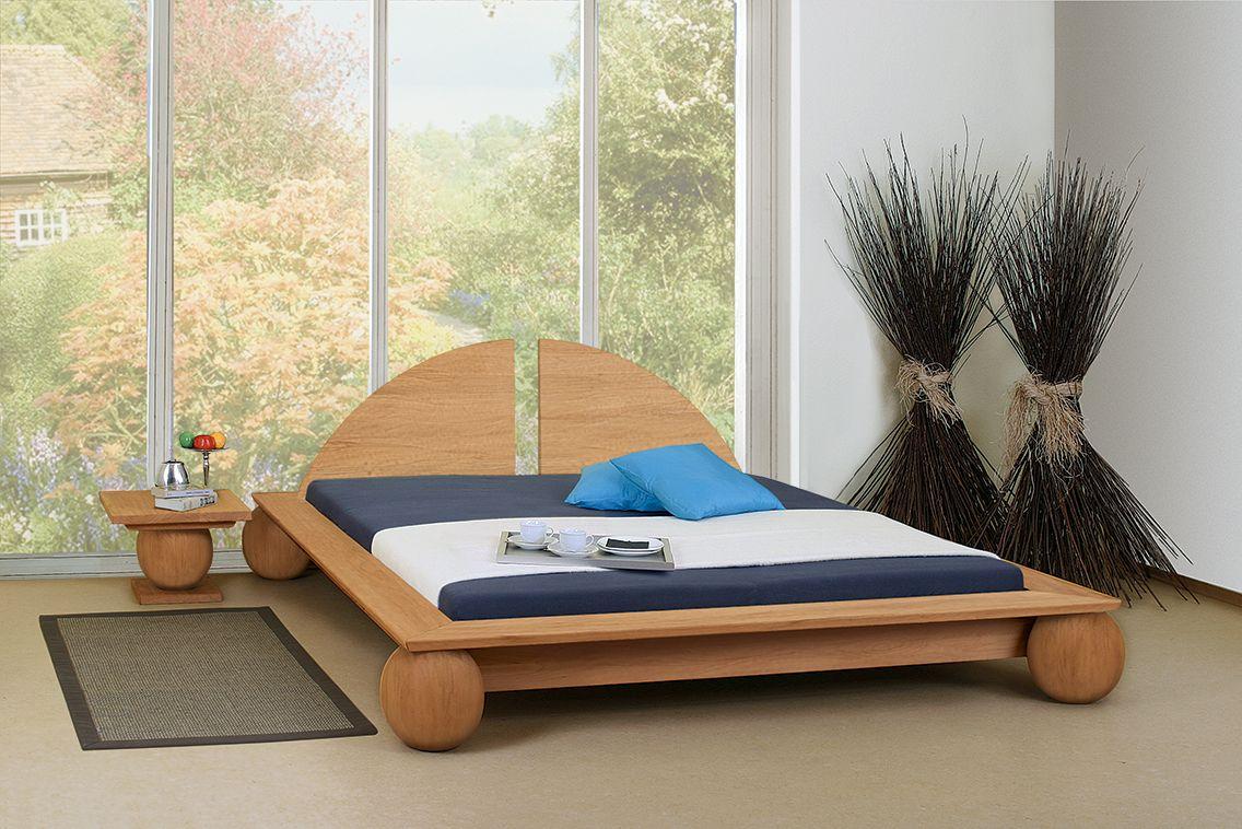 Das einzigartige Bett \