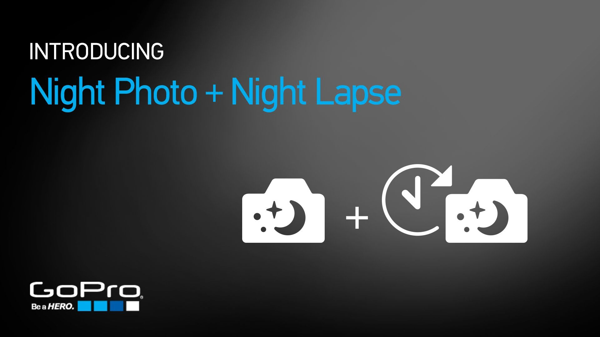 New settings for after dark. Capture the night sky in a whole new ...