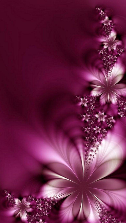 Iphone Wallpaper Hd 3d Flower Pink Wallpaper Iphone Hd Flower