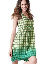 Выкройки летнего домашнего платья