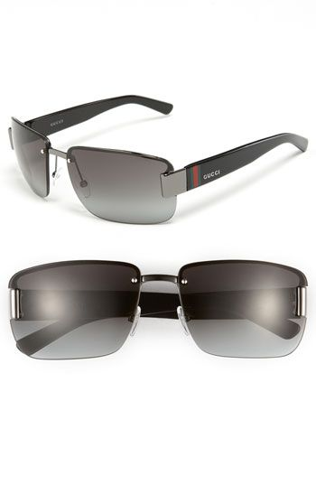 81f561b2dec Gucci Rimless Sunglasses