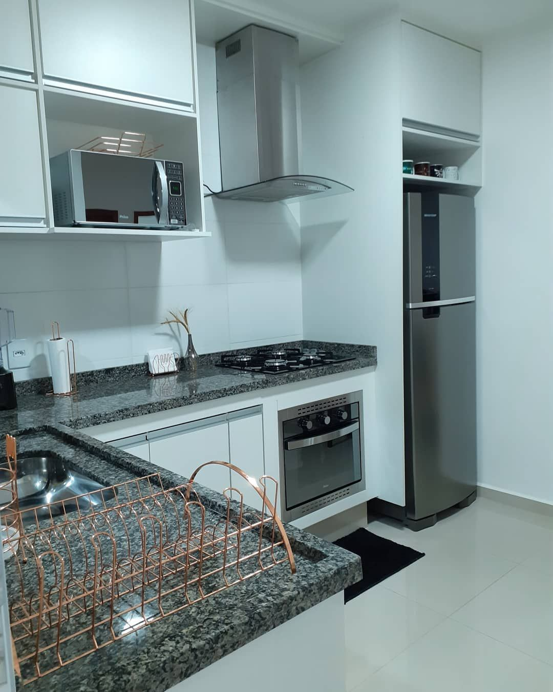 Cozinha Clarinha simplesmente AMO !!! Autoria: reform_amor