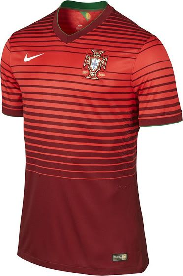 565fc0cf885 Exclusive: Portugal 2014 World Cup Away Kit Leaked - Footy Headlines ...
