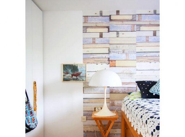 t te de lit 25 id es pour une t te de lit originale elle d coration trompe tete de et en t te. Black Bedroom Furniture Sets. Home Design Ideas