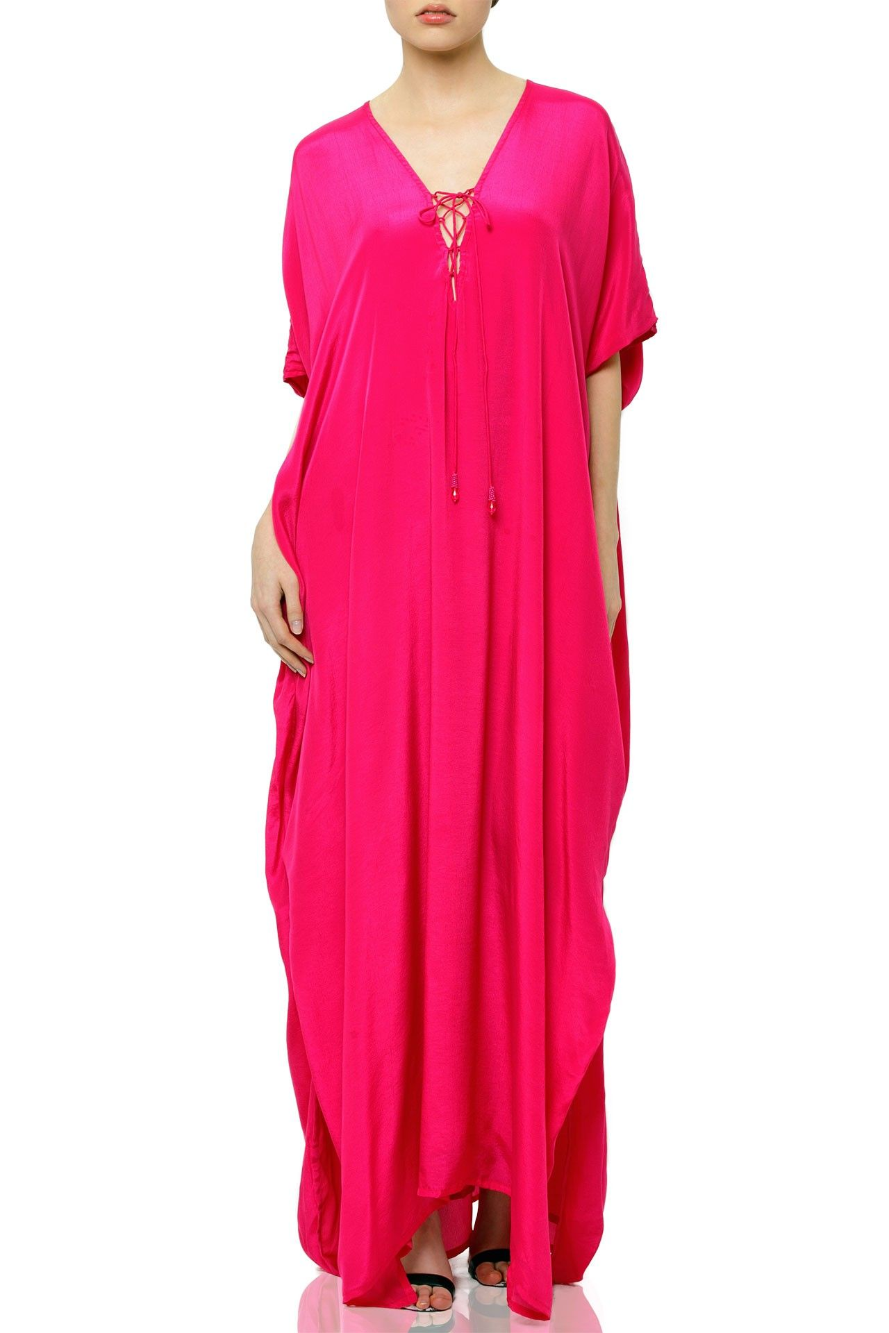 4aa0e2c43d3a Beach Perfect Kaftan Dress for Resort Wedding Guest Dresses - Shahida  Parides