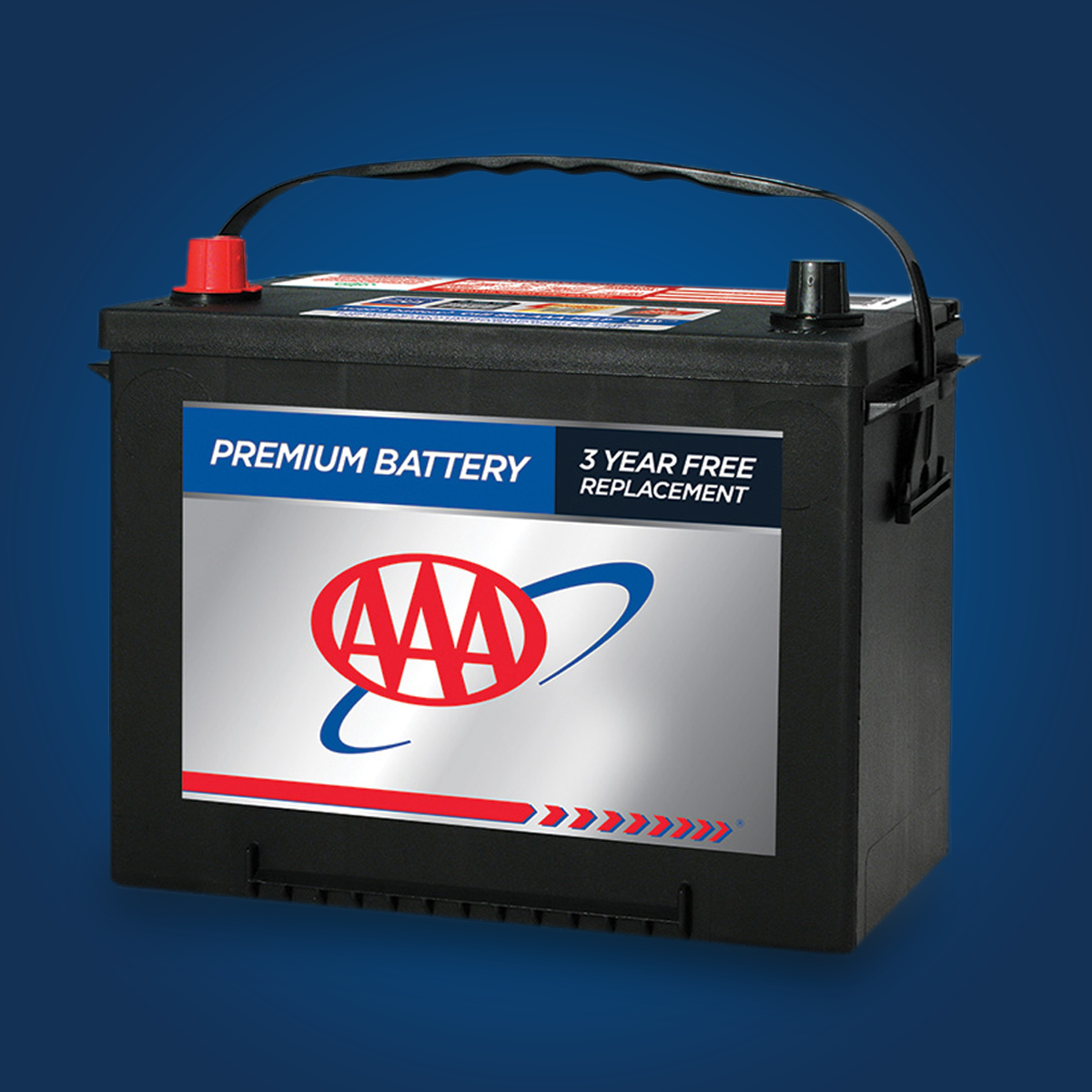 Aaa Tests Delivers And Installs Batteries True Or False Car Battery Mobile Battery Battery Testing