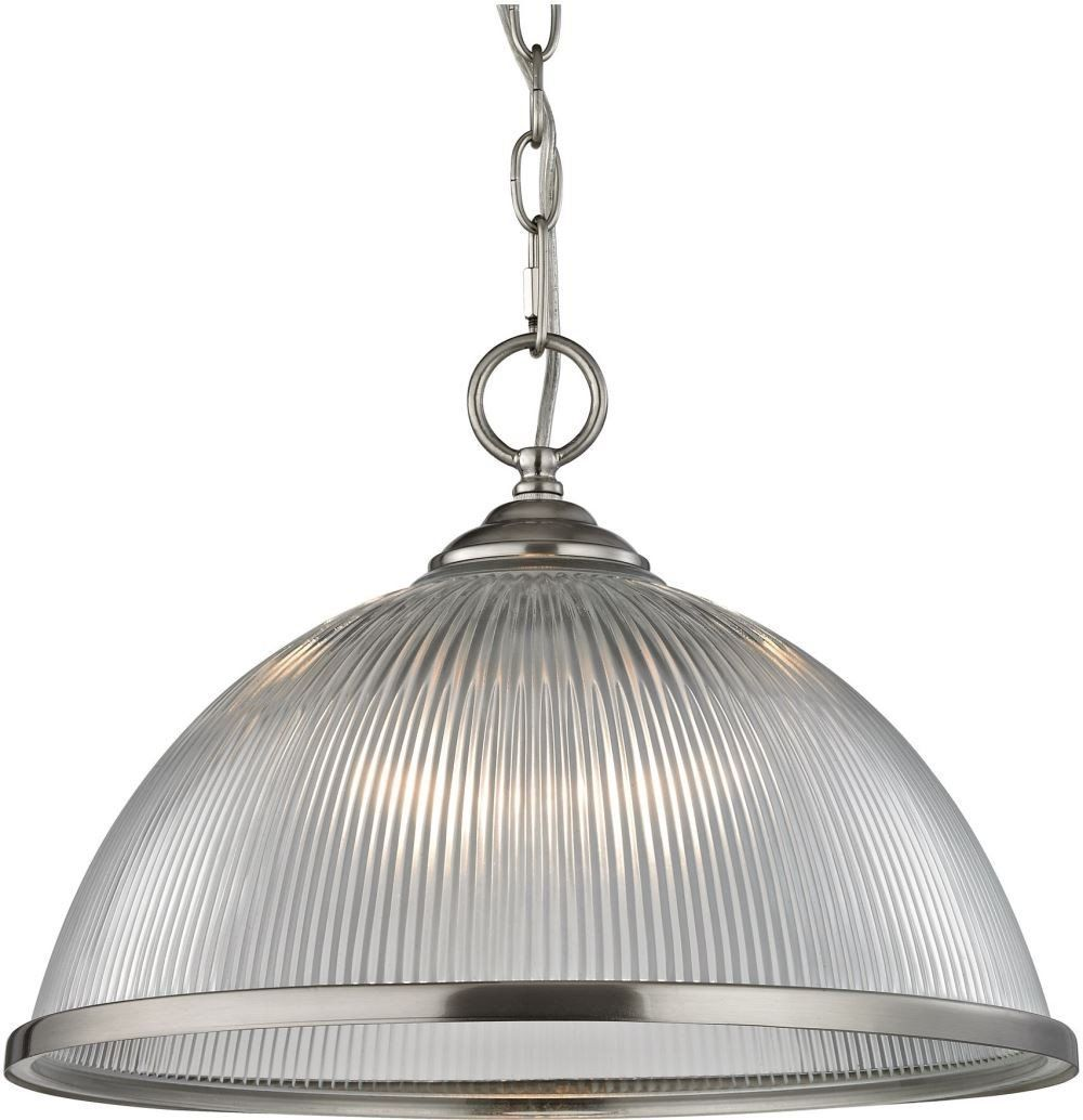 Liberty park light pendant in brushed nickel products