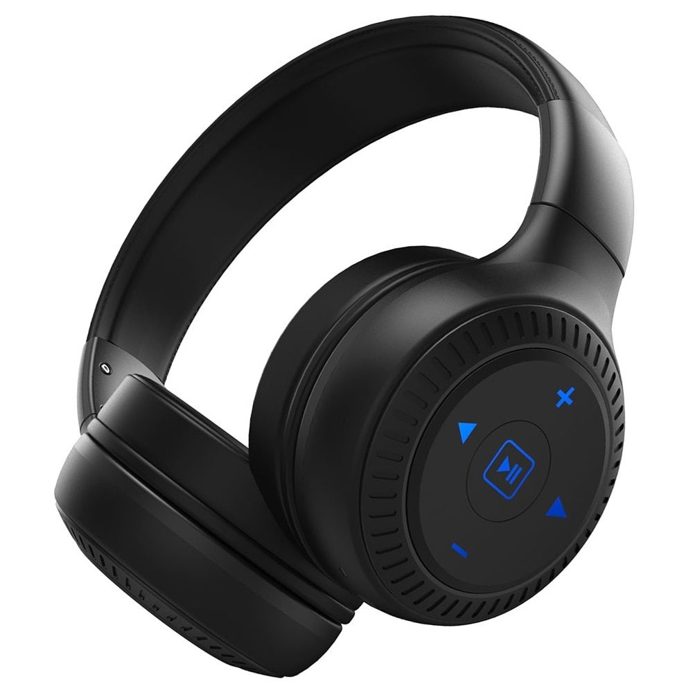 HiFi Bass Wireless Headphone With Microphone For iOS and
