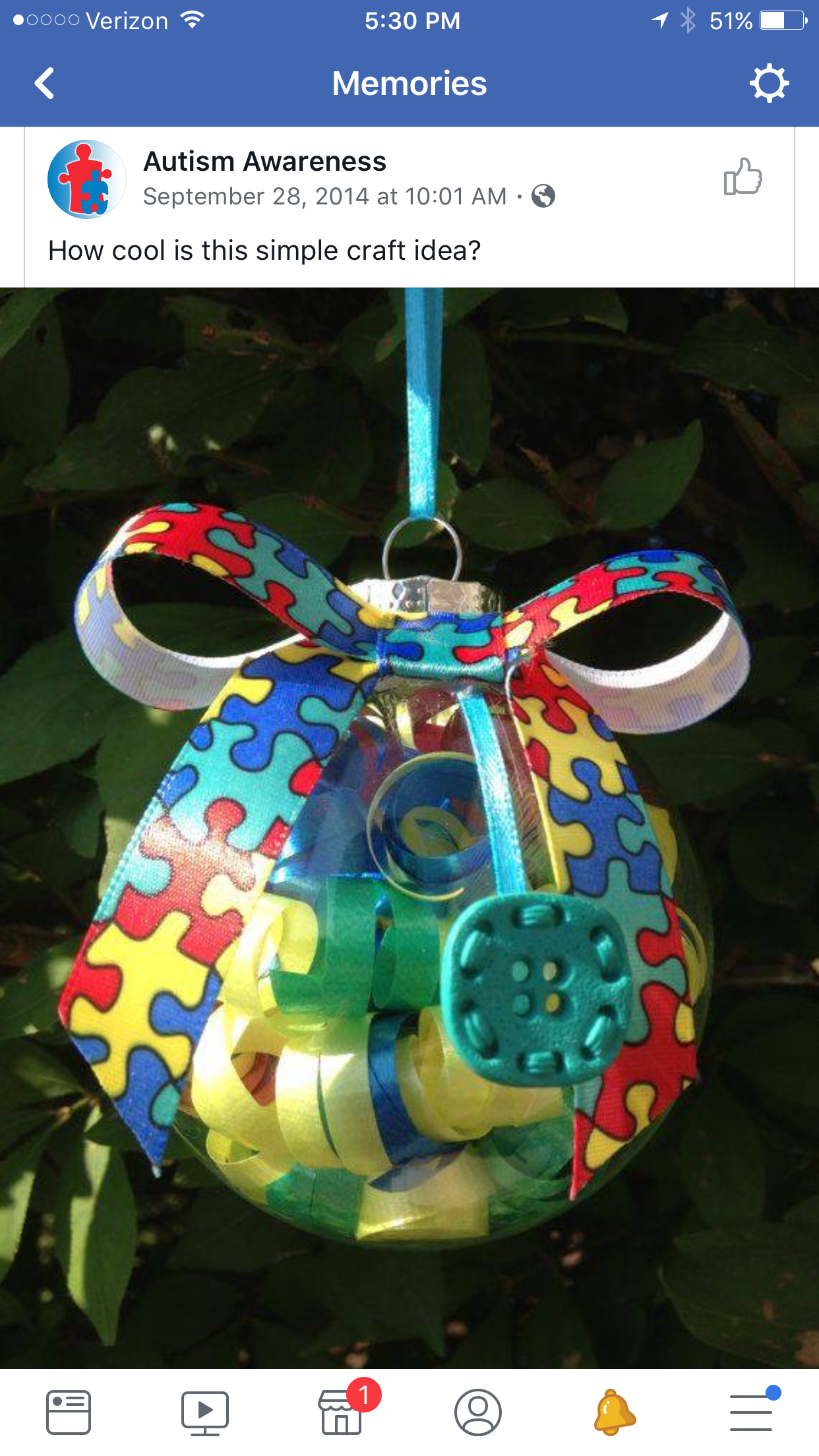 Autism crafts image by Michelle Olsen on Cute gift ideas