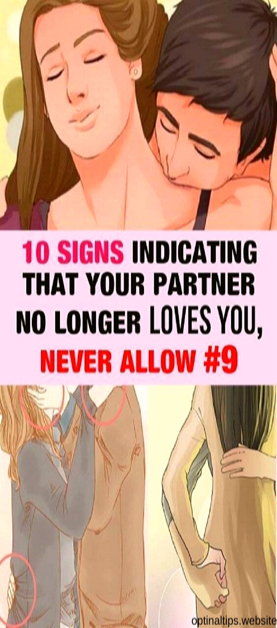 Your Partner No Longer Loves You-10 Signs Indicating That!!!!