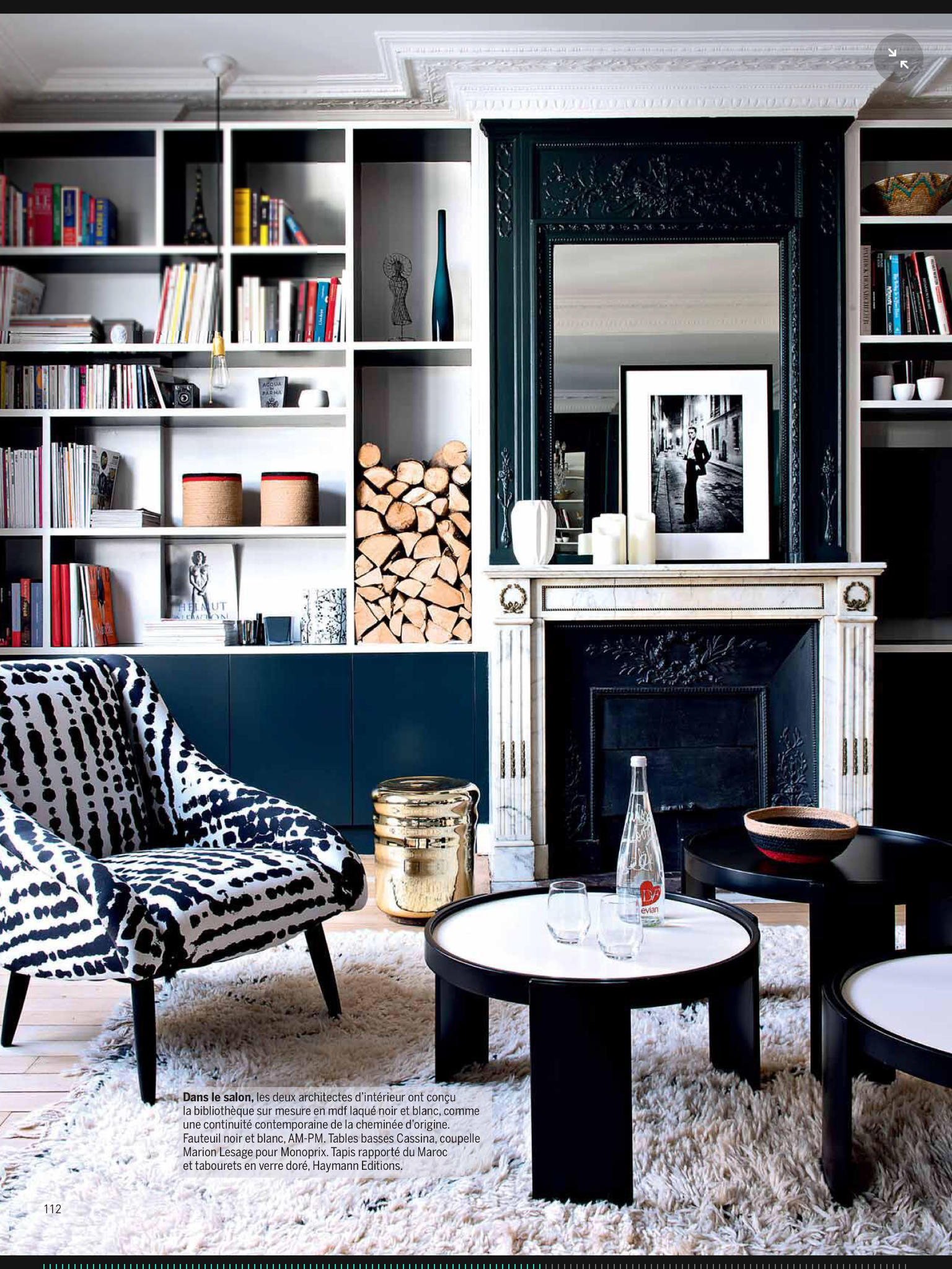 we re feeling freshly inspired by this stylish space
