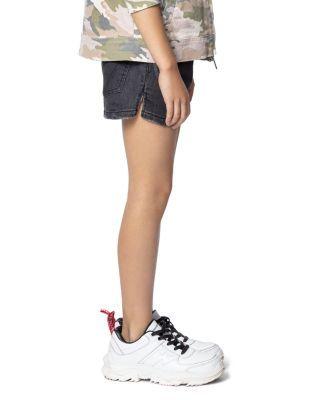 Zadig & Voltaire Girls' Elle Jean Shorts - Little Kid, Big Kid