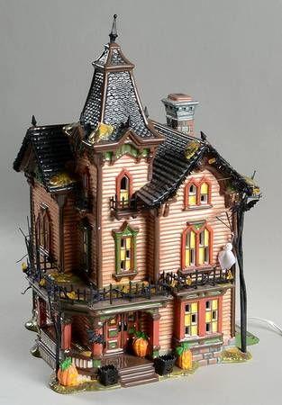 Halloween Victorian House | dreamy dreamy 9.4 | Pinterest ...