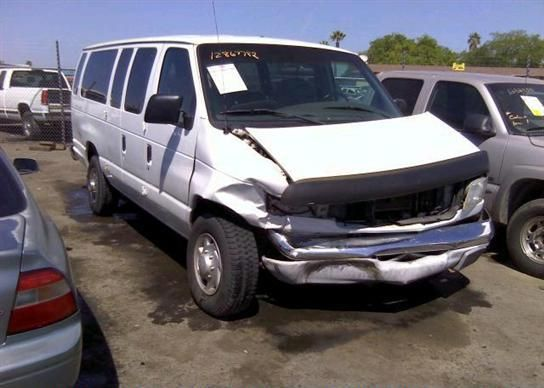 2001 Ford Econoline E 350 Extended 5 4l With 503k Miles Ford