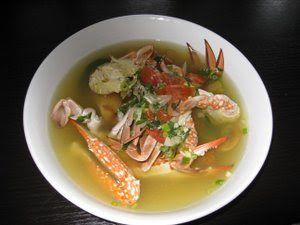 Resep Sup Kepiting Enak Spesial Resep Sup Resep Sup