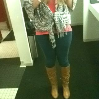 Who said boots were reserved for fall?