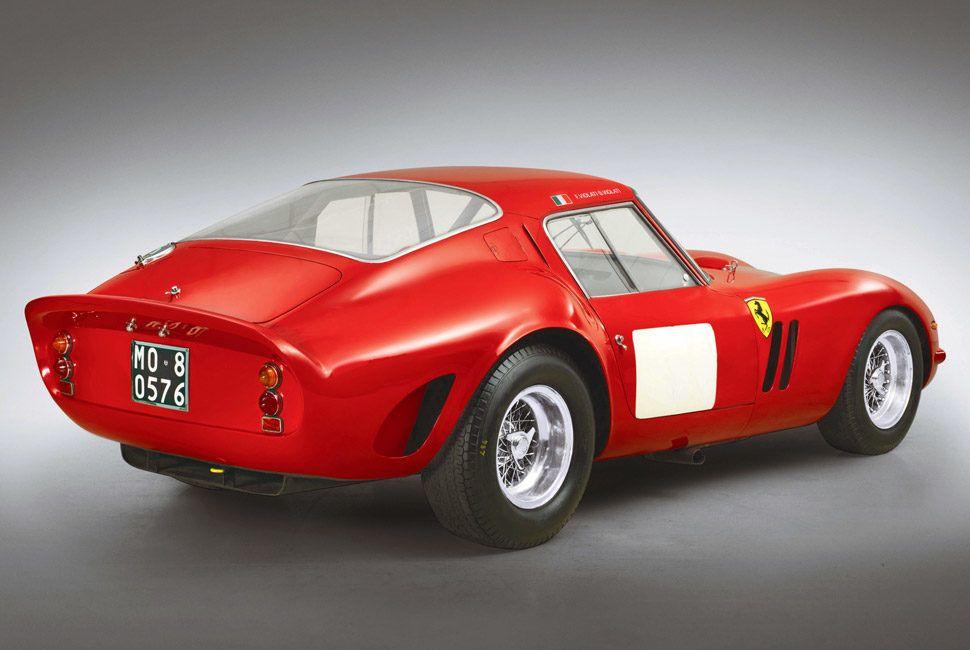 10 Best Ferraris In History Gto Car Gto Car