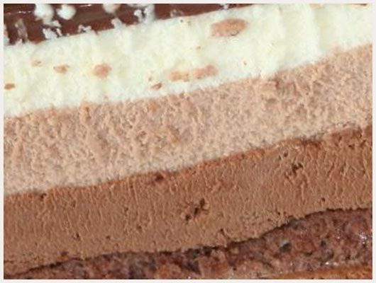 Gateau 3 Chocolat Facile Mais Long A Faire Trooop Bon Gato